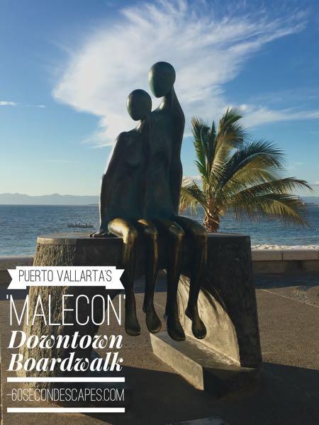 Puerto Vallerta Downtown Art